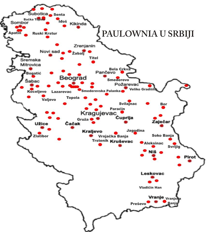 Auto Karta Vojvodine Samyysandra Com
